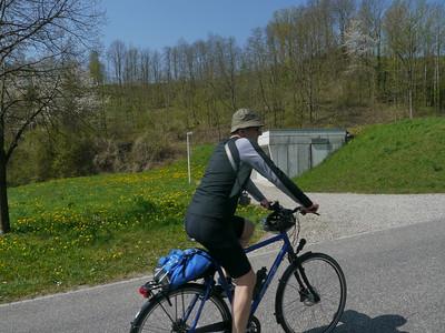 April 2010: Velospritztour m. Richi von/nach Solothurn (via Althüsli + Weissenstein)