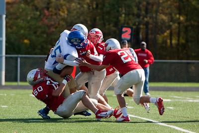 Hawken JV Football '12