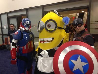 Boston ComicCon 2015