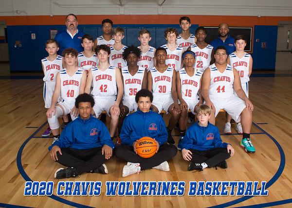 2020 Chavis Team - Boys