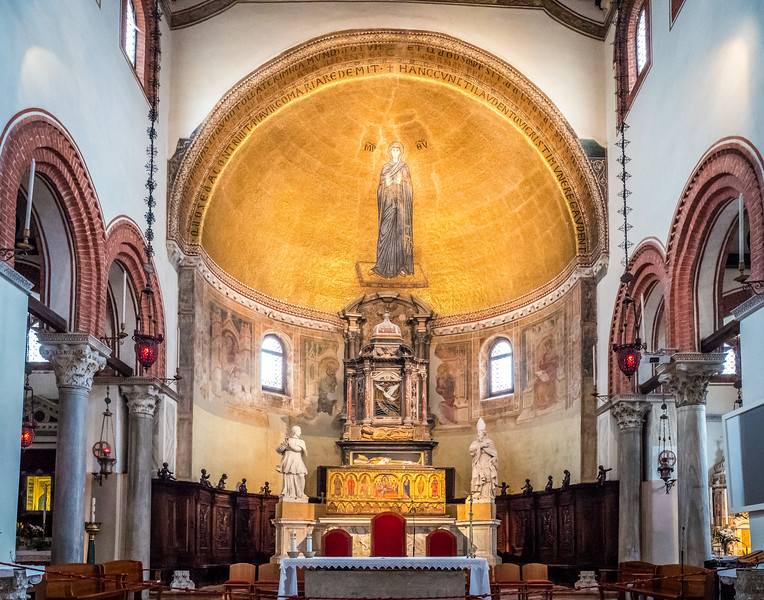 Church of Santa Maria Donato, Murano