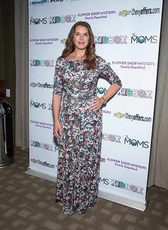 BROOKE SHIELDS & THE MOMS FLOWER SHOP MYSTERY: DEARLY DEPOTTED MAMARAZZI