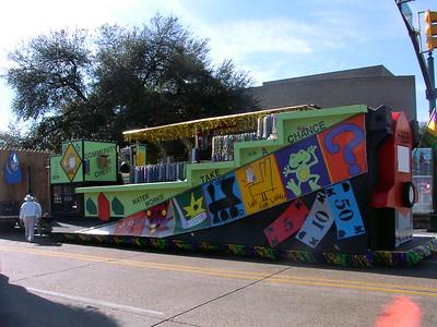 2002 - Krewe of Centaur Mardi Gras Parade