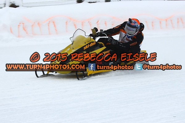 2015 Boonville Snowmobile Races