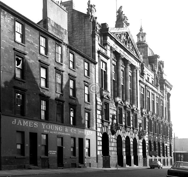 Robertson St, east side.    April 1974