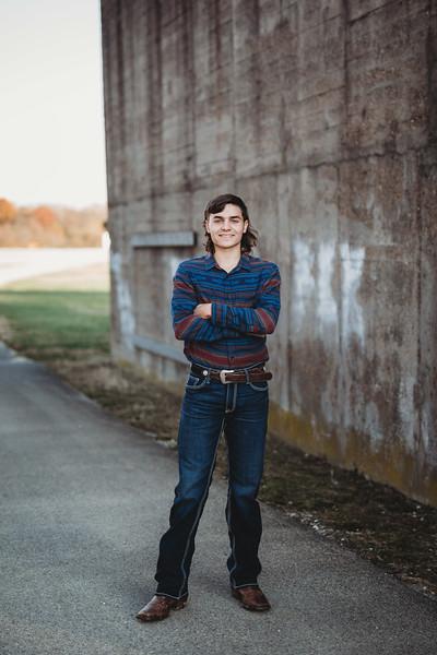 Wesley || Senior 2020