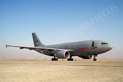 Canadian Armed Forces Airbus A310 Airplane Pictures