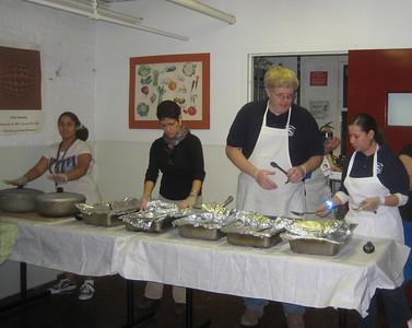 Community Dinner 2010