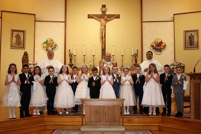 Communion 5/12 9:00