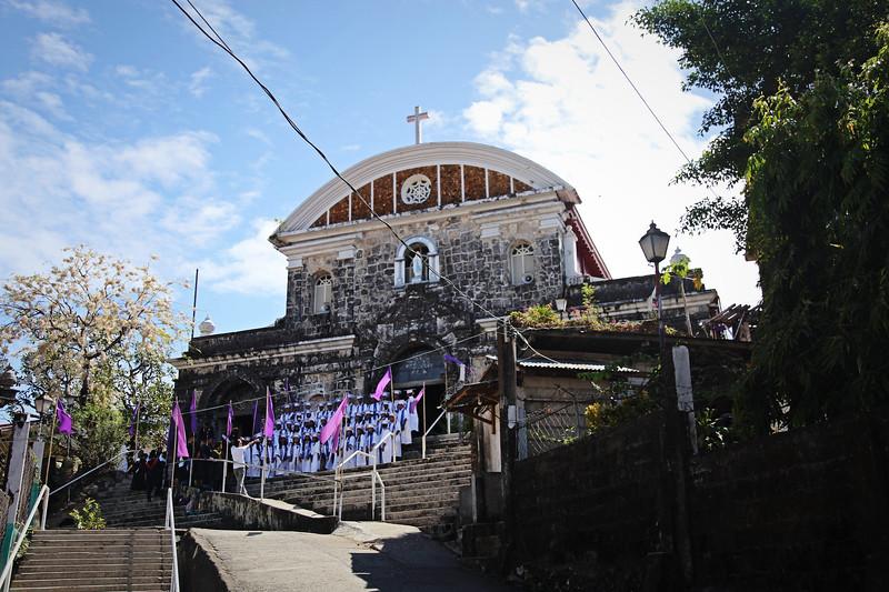 Culion Church located on Culion Island, Philippines