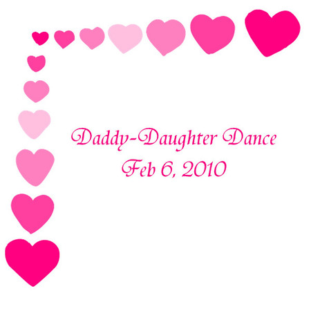 Daddy-Daughter Dance 2010