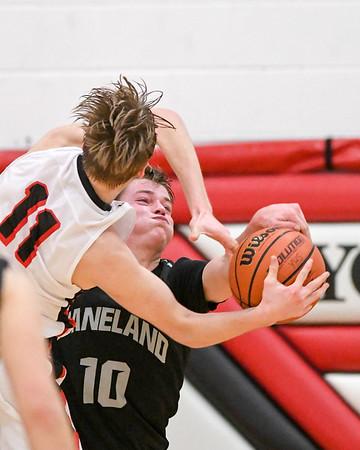 Kaneland boys basketball vs. Yorkville
