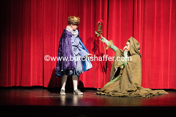 Beauty and the Beast December 1, 2017
