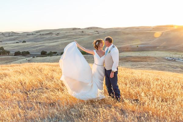 Melanie and Barry's Wedding