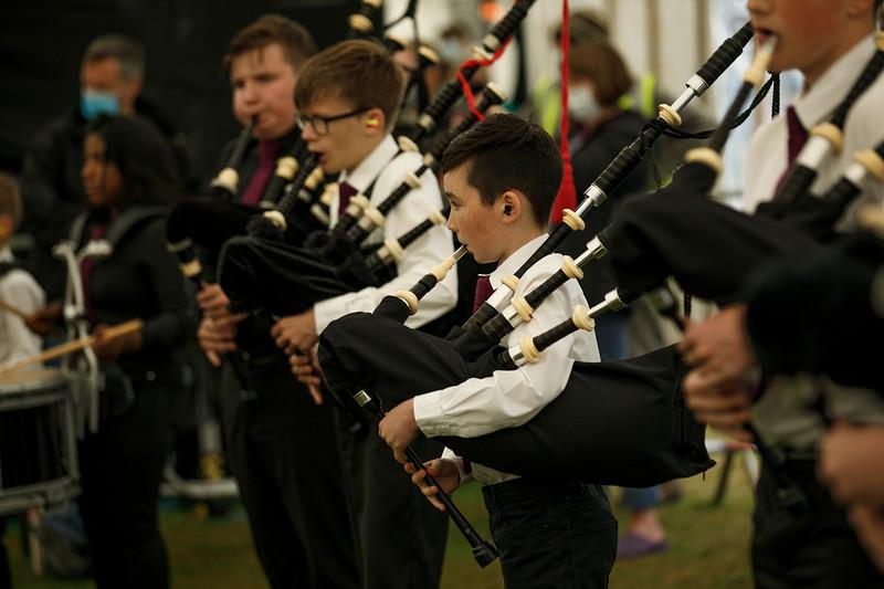 Junior Pipe Band