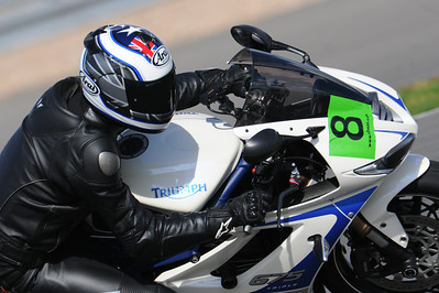 California Superbike School Level 1