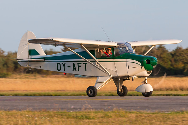 OY-AFT - Piper PA-22-108 Colt