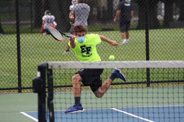 Edsel Boys Varsity Tennis