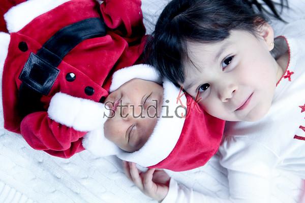 Baby Jaxon & Alex