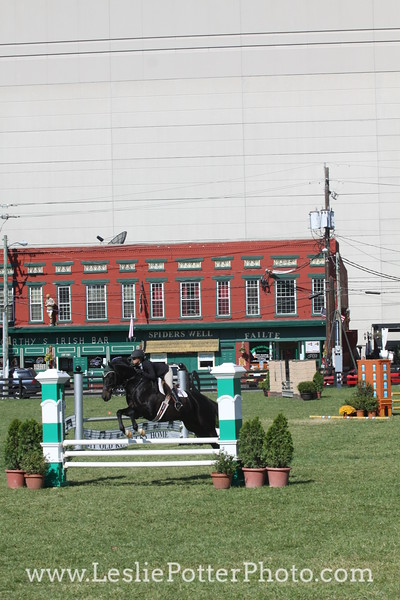 CentrePointe National Horse Show Demo