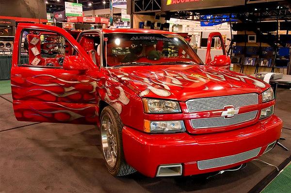 CES 2007 Show Cars