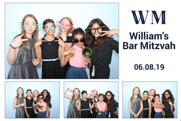 William's Bar Mitzvah