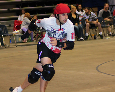Cowtown Butchers vs. Omaha Roller Bros