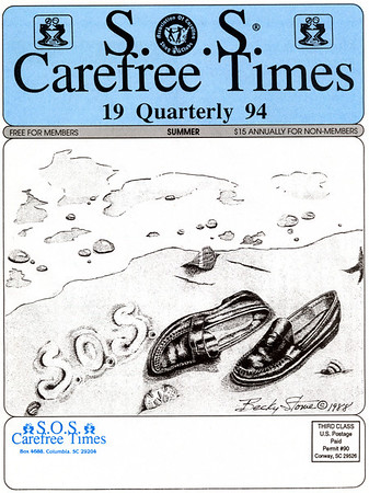 Carefree Times Mailout Issues