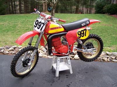 1979 Moto Fox CR 2 fiddy.