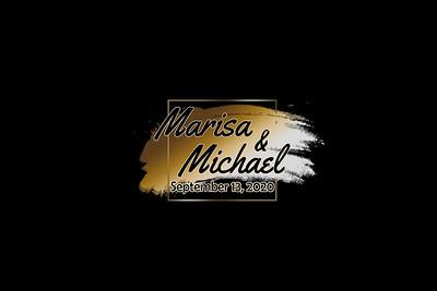 2020-09-13 Marisa & Michael