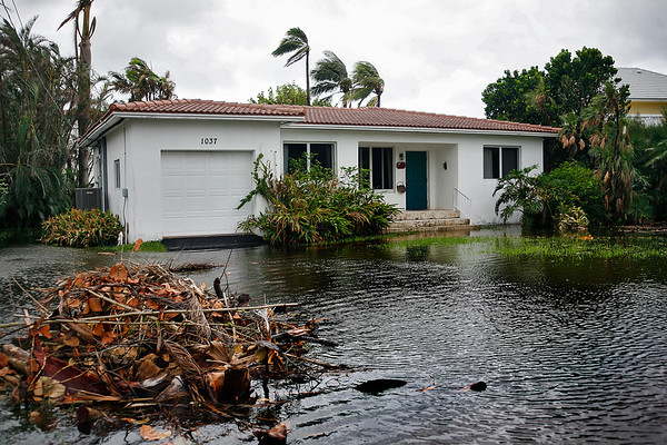 Delray Beach King Tides