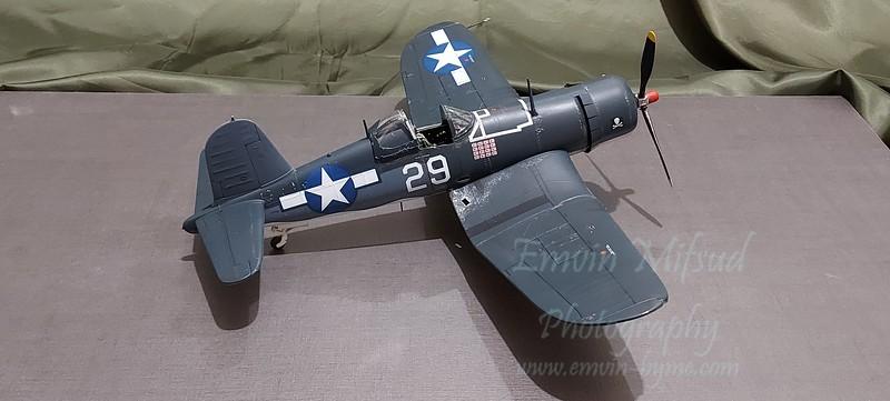 Corsair F4u Revell 1/32
