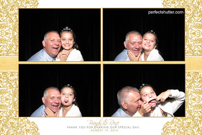 Kingsville, Ont:  Brandy & Rene, Photo Booth Rental