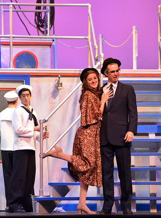 """2013 US Musical, """"Anything Goes"""""""