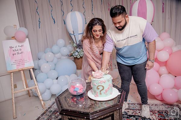 Nafis & Mahi Gender Reveal Party