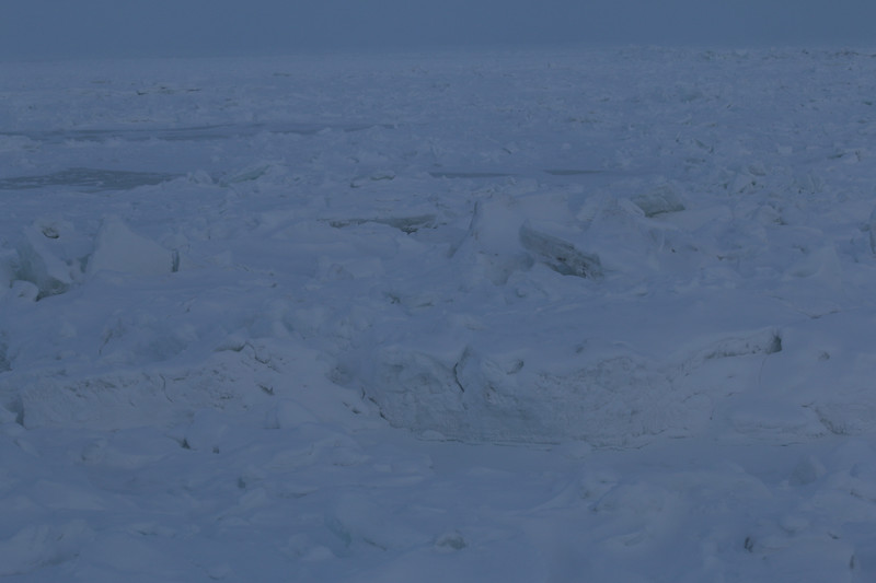 Hudson Bay ice