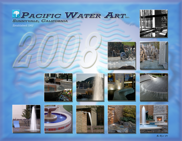 Pacific Water Art