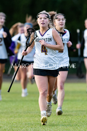 Broughton girls varsity lacrosse vs Middle Creek. February 28, 2020. D4S_0722