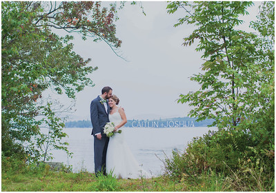 Caitlin + Joshua - Wolfeboro, NH