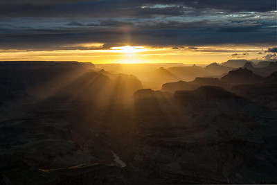 Grand Canyon, August 2014