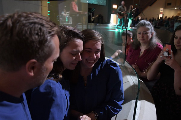 June 2019 Baptisms