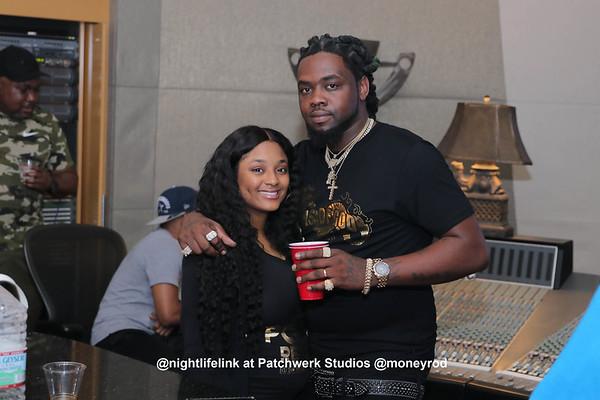 @moneyrod Album Release at  Patchwerk Studios