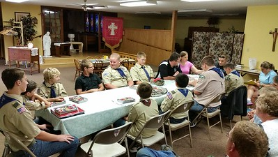 2014-08-17 Boy Scout Court of Honor