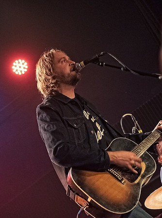 Hayes Carll Lincoln Theater Raleigh NC Feb 03 2017