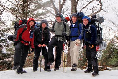 Winter Hike late '08