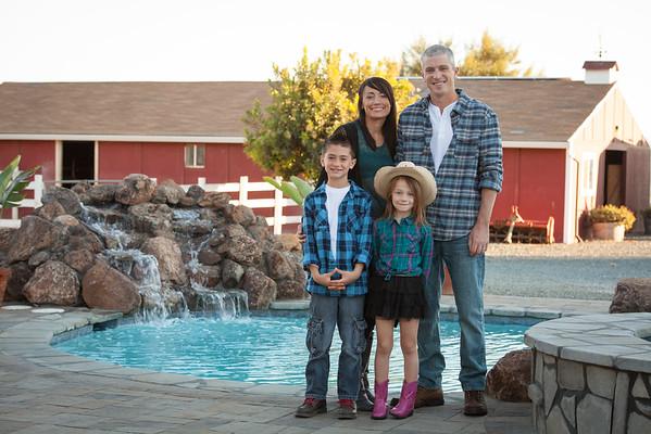 Tennant Family 2014