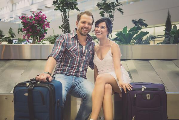 Regina and Wolfgang