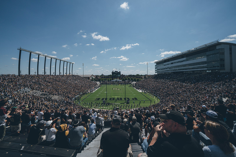 Purdue football vs. Vanderbilt