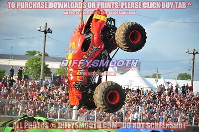 Monster Truck Throwdown - St. Joseph County 4H Fair
