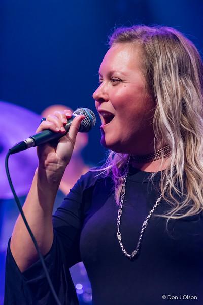 Kate Giebink--Steeling Dan,  Aja Live @ A440 Studios.